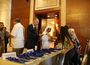 UNRWA Advisory Commission Meeting, 15 June 2015. © 2015 UNRWA Photo by Alaa Ghosheh