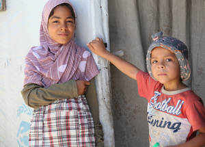 Contributions from donors like the EU provide urgently needed emergency support for Palestine refugees in Syria. However, in 2014, the UNRWA Syria Emergency Appeal was only 50 per cent funded. If funding levels continue to decline, critical interventions such as emergency education, health care and cash assistance will be threatened. © 2015 UNRWA Photo by Taghrid Mohammad.
