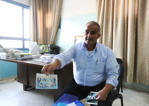 Celebrating UNRWA education staff this World Teachers' Day