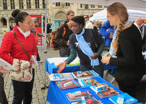 UN Day In Brussels: Showcasing EU Support to Palestine Refugees
