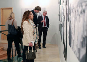 Exhibition for the UNRWA Photo and Film Archive