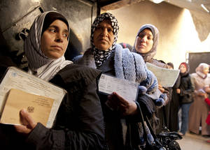 الحياة في خضم الصراع الدائر في سوريا