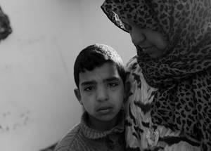 Refugees Again in Jordan