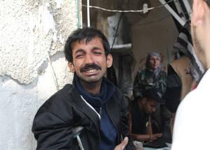 A Morning in Yarmouk
