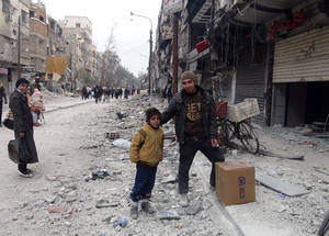 Children of Yarmouk