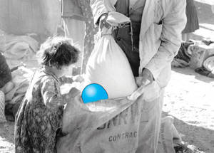 UNRWA and the Blue Balloon