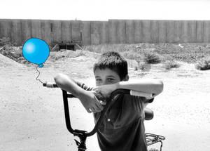 الاونروا وحملة البالون الأزرق
