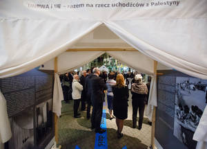 The exhibition will be open to the public at the University of Warsaw Library (BUW) until 12 February. Photo courtesy of the Polish Ministry of Foreign Affairs. Photograher: Sebastian Indra.