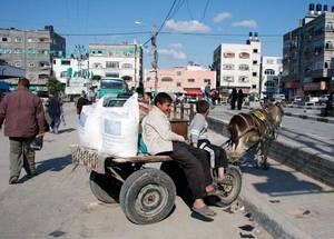 Slice of Life in Gaza