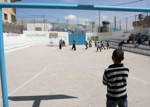 A day in Aida refugee camp