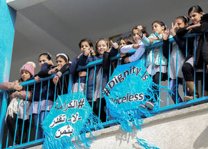 For details on the #DignityIsPriceless campaign, please visit www.unrwa.org/donate. © 2018 UNRWA Photo Rushdi Al Saraj