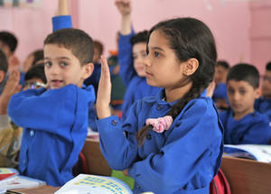 UNRWA is committed to the provision of quality, inclusive, and equitable education to Palestine refugee children and youth at all times. Support from the Government of Japan enables the Agency to continue to provide Palestine refugees a quality education. © 2017 UNRWA Photo by Ahmad Abu Zeid