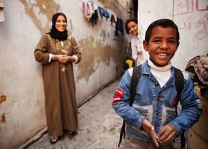 Carole al Farah/ UNRWA Archives