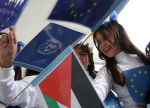 أيام المرح للاتحاد الأوروبي والأونروا