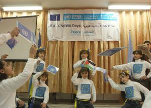 EU-UNRWA Days