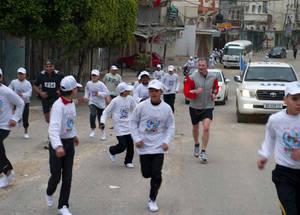 Gaza Marathon 2012