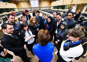 إشراك الشباب: لاجئو فلسطين في شرق أوسط متغير