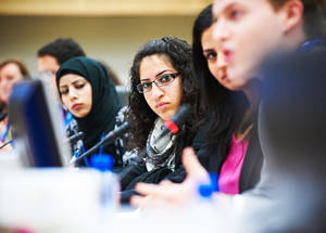Engaging Youth: Palestine Refugees in a Changing ME