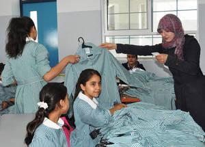 Nesreen Barakat /UNRWA Archives