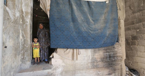 There are nearly 17,000 Palestine refugees from Syria recorded with UNRWA, with over 85 per cent of them relying on the Agency for their basic needs. UNRWA also provides emergency assistance, education, health and protection services. Zarqa, Jordan © 2015 UNRWA Photo by Sahem Rababa