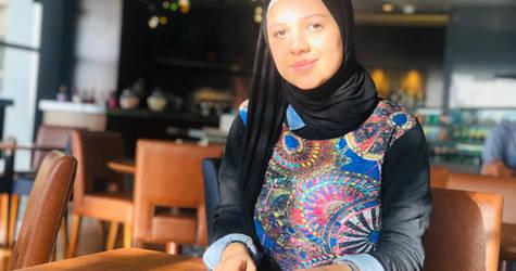 Dala at a workshop for the UNRWA Agency-wide Student Parliament. © 2019 UNRWA Photo by Qais Ghutasheh