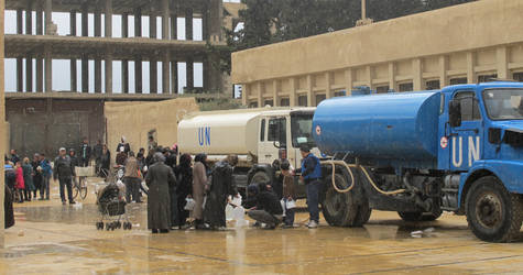 Yarmouk Situation Report, issue 20