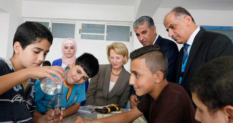© 2015 UNRWA Photo by Sahem Rababa