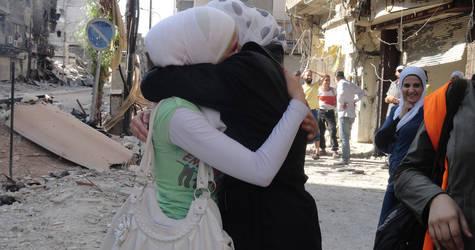 A School Year in Yarmouk