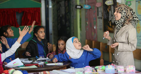 © 2016 UNRWA Photo by Taghrid Mohammad