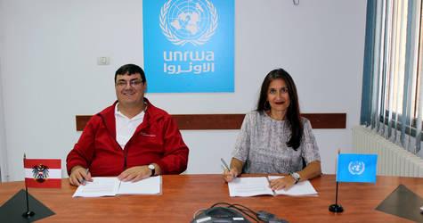 © 2017 UNRWA Photo by Shirley De-Leon-Garnier