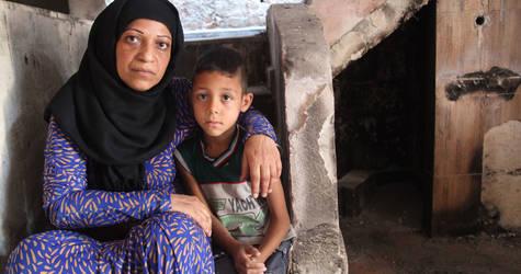 الحسينية، آب/أغسطس 2015 © .2015 الأونروا، تصوير: تغريد محمد