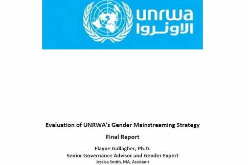 Decentralized evaluation of the Gender Mainstreaming Strategy