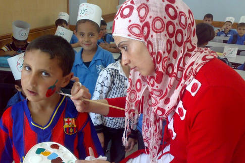 West Bank community mental health