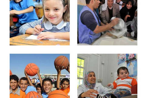 Harmonised UNRWA donor report