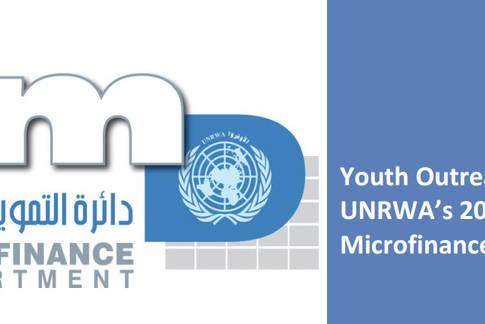 Youth Outreach in UNRWA's 2010 Microfinance Portfolio