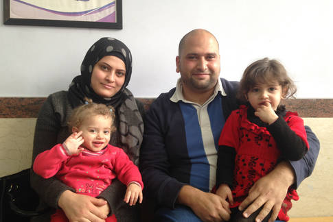 Integrating mental health and psychosocial support (MHPSS) services through the Family Health Team seeks to improve the quality of life for all Palestine refugees and their families. © 2016 UNRWA Photo by Hannah Wesley