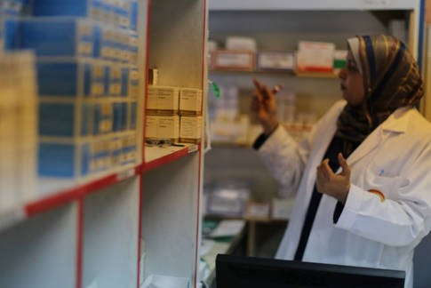 UNRWA quality assurance policy for pharmaceutical products