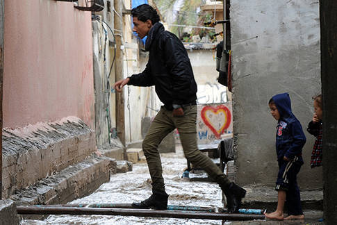 النداء الطارئ للأونروا في الاراضي المحتلة الفلسطينية 2014