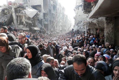 Midyear Review of the Syria Regional Crisis Response: January – December 2014