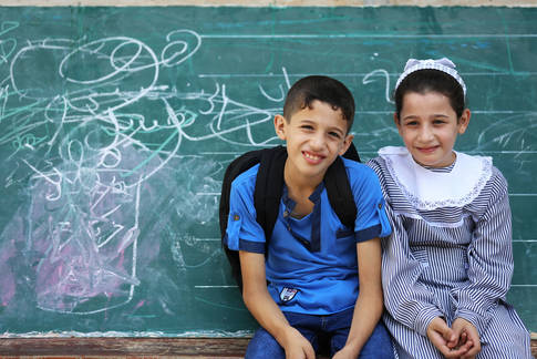 © UNRWA Photo by Tamer Hamam