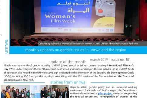Gender Bulletin 101
