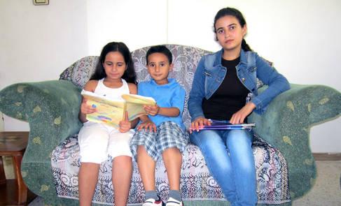 In Jordan, Palestine refugee children from Syria find hope