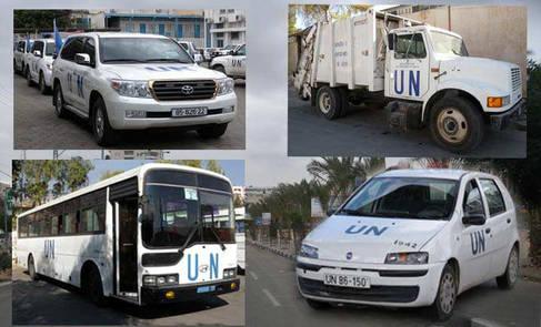Evaluation of UNRWA fleet management