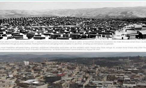 Decentralized project evaluation of 'Improvement of Living Conditions of Vulnerable Palestine Refugees in Jerash Camp'