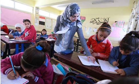 Decentralized project evaluation of 'Replacing Rented Schools at Jabal Al Taj'