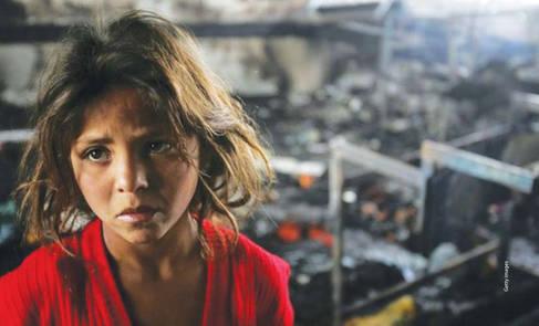 خطة الاستجابة العاجلة لإعادة الخدمات الأساسية للاجئين في غزة