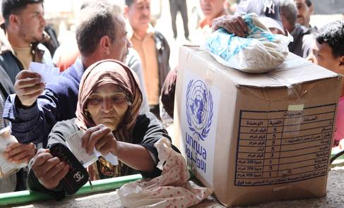 2015 Syria Regional Crisis Emergency Appeal Annual Report