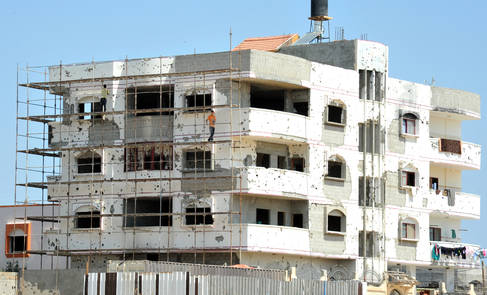 2015 occupied Palestinian territory Emergency Appeal Annual Report
