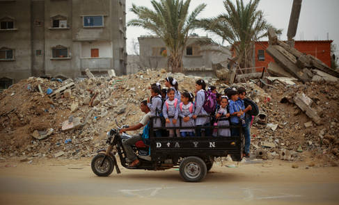 Meeting the Human Development and Humanitarian Needs of Palestine Refugees