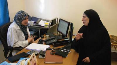 الأمم المتحدة تقوم بإيصال خدمات صحية محسنة لأكثر من خمسة ملايين فلسطيني
